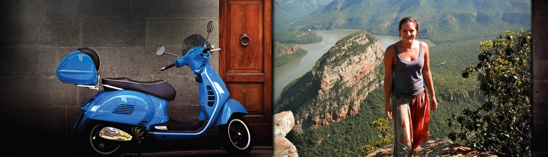 Vespa Image - A Door Into Your Opportunities Abroad